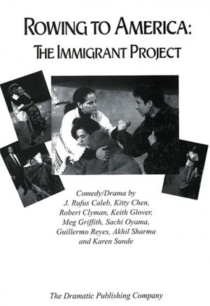 Rowing to America: The Immigrant Project