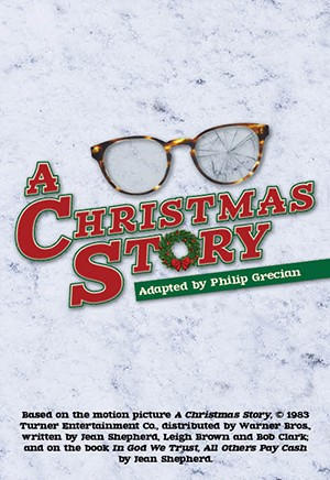The Christmas Story Book.A Christmas Story