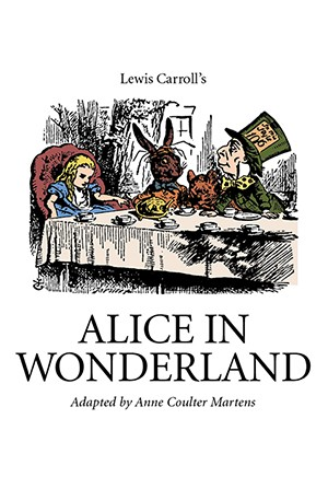 Alice in Wonderland Cover A13000
