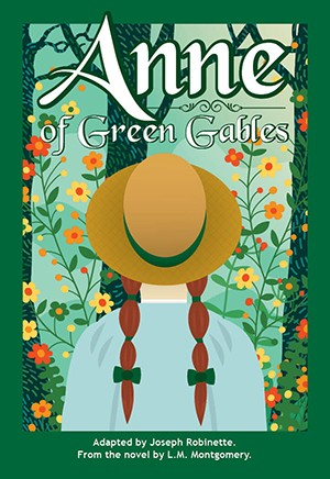 Anne of Green Gables Cover A4100