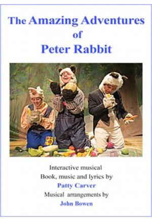 The Amazing Adventures of Peter Rabbit