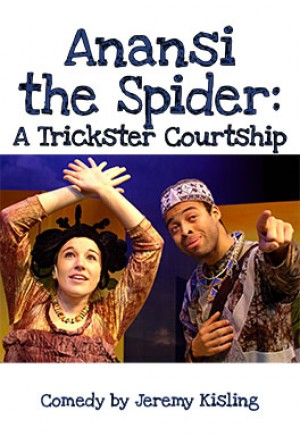 Anansi the Spider: A Trickster's Courtship