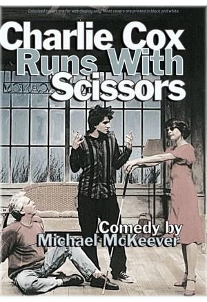 Charlie Cox Runs With Scissors