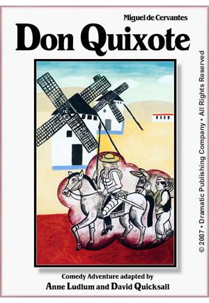 Don Quixote (Digital Script)
