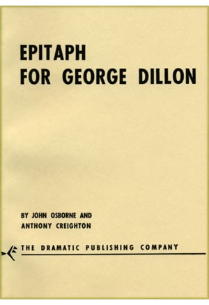 Epitaph for George Dillon