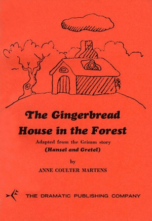 The Gingerbread House in the Forest