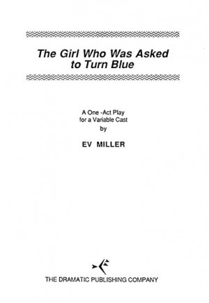 The Girl Who Was Asked to Turn Blue