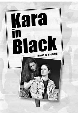 Kara in Black
