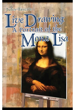 Live Drawing: A Portrait of the Mona Lisa