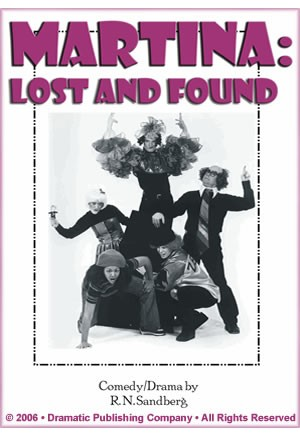 Martina: Lost and Found