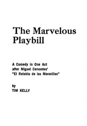 The Marvelous Playbill