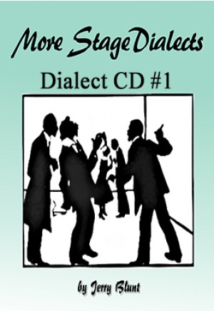 More Stage Dialects CD #1