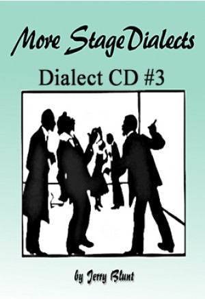 More Stage Dialects CD #3