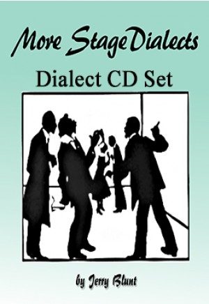 More Stage Dialects CD Set