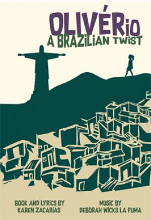 OLIVÉRio: A Brazilian Twist (Digital Script)
