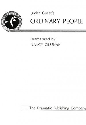 the irony in the title ordinary people by judith guest