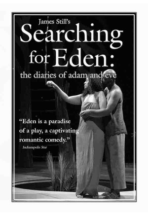Searching for Eden: the diaries of adam & eve