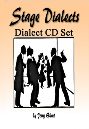 Stage Dialects CD Set
