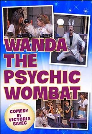 Wanda the Psychic Wombat