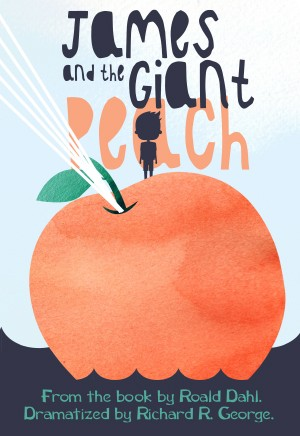 James and the Giant Peach Logo Pack