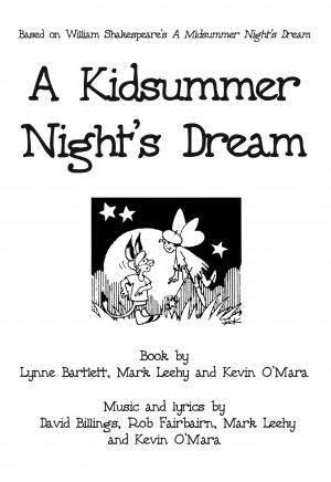 A Kidsummer Night's Dream