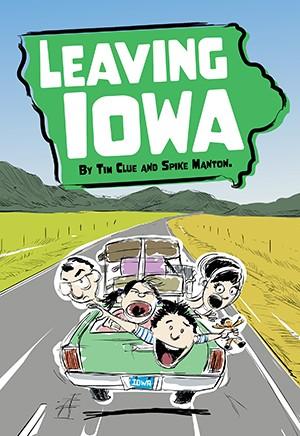 Leaving Iowa Cover LE5000