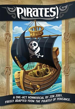 Pirates! Cover PM9000