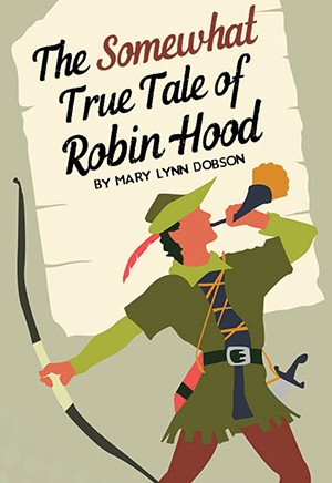 Somewhat True Tale of Robin Hood, The-Cover SE7000