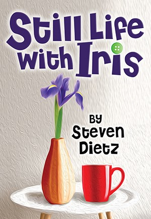 Still Life with Iris Cover SC4000
