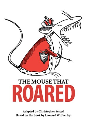 The Mouse That Roared Cover M36000