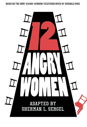 Twelve Angry Women Cover T43000