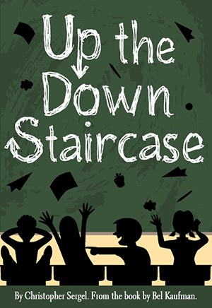 Up The Down Staircase Cover