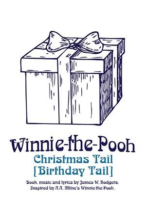 A Winnie-the-Pooh Christmas Tail [Birthday Tail] W03000
