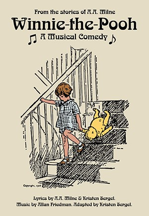 Winnie-The-Pooh Musical Cover W01000