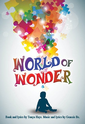 World of Wonder Cover WK1000