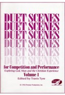 Duet Scenes for Competition and Performance: Volume I