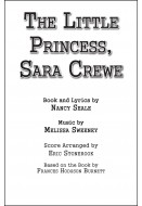 The Little Princess, Sara Crewe