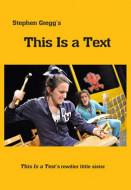 This Is a Text (Digital Script)