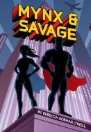 Mynx & Savage Cover MR3000