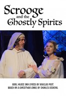 Scrooge and the Ghostly Spirits Cover S2X000