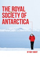 The Royal Society of Antarctica Cover RE1000
