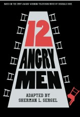 12 angry men author