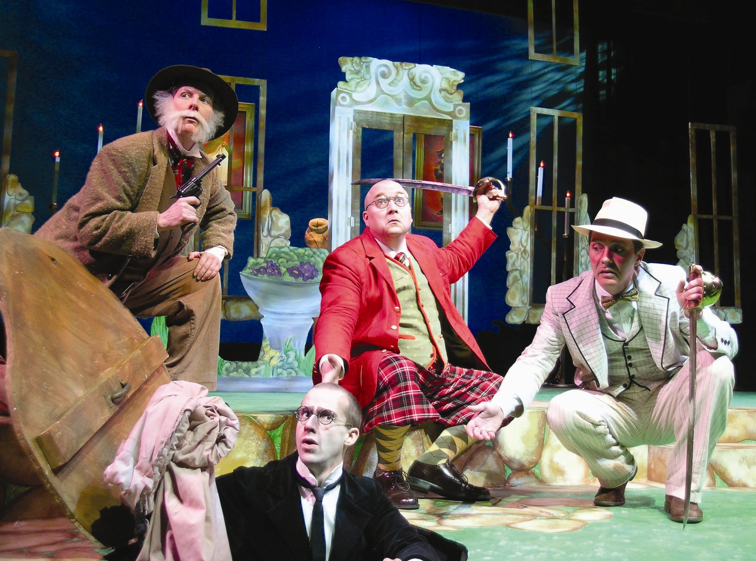 The Wind in the Willows by Copeland (Musical)