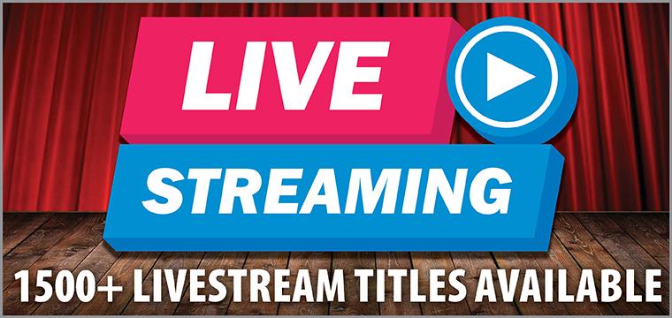 Livestream 1500